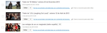 """Video Kill the radio star"" Y los copyrights de youtube mataron al cine: suspendemos esta sección (cine on hold)"