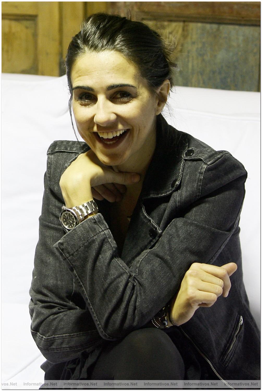 Soledad Álvarez García, hija de Purificación García