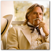 ":: Pulse para Ampliar :: Don Johnson in Columbia Pictures' ""Django Unchained,"" starring Jamie Foxx and Christoph Waltz."