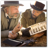 ":: Pulse para Ampliar :: Christoph Waltz, left, and Jamie Foxx star in Columbia Pictures' ""Django Unchained."""