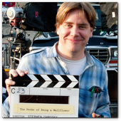 :: Pulse para Ampliar :: Director STEPHEN CHBOSKY on the set of THE PERKS OF BEING A WALLFLOWER