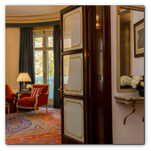 :: Pulse para Ampliar :: MAD12ENE017.- Hotel Ritz de Madrid: Suite Presidencial (living)